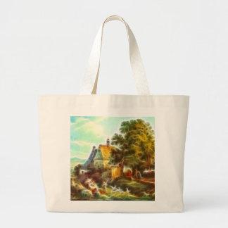 Paintz3 Canvas Bag