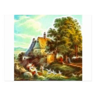 Paintz3 Postcard