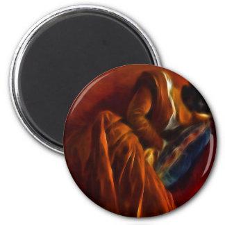 Paintz6 2 Inch Round Magnet