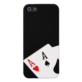 Pair of Aces iPhone 5 Case