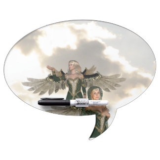 Pair of Angels Dry Erase Whiteboards