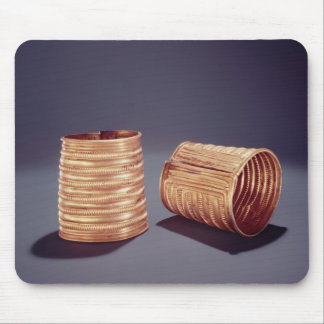 Pair of armlets, from Derrinboy, County Offaly Mousepads