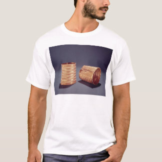 Pair of armlets, from Derrinboy, County Offaly T-Shirt