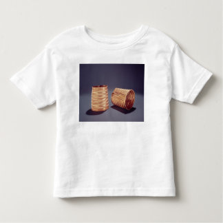 Pair of armlets, from Derrinboy, County Offaly Toddler T-shirt
