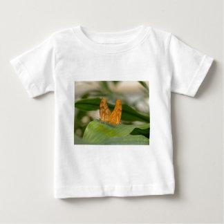 Pair of Brown Butterflies Baby T-Shirt
