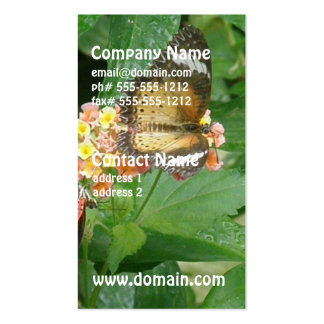 Pair of Butterflies Business Cards