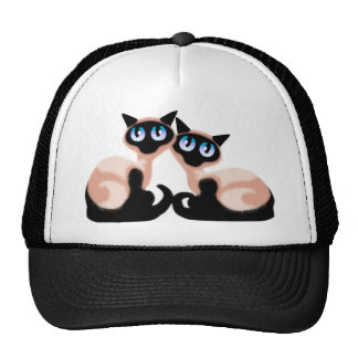 Pair of Cats Hat