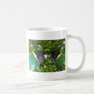 Pair of cocky's 28's coffee mug