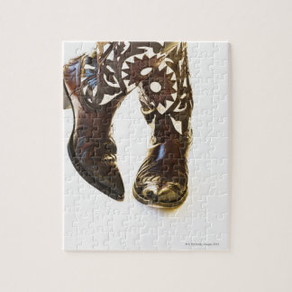 Pair of cowboy shoes 2 jigsaw puzzle