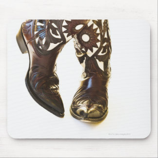 Pair of cowboy shoes 2 mouse pad