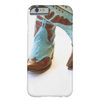 Pair of cowboy shoes 3 barely there iPhone 6 case