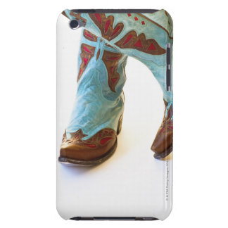 Pair of cowboy shoes 3 iPod touch cover