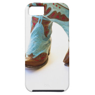 Pair of cowboy shoes 3 iPhone 5 covers