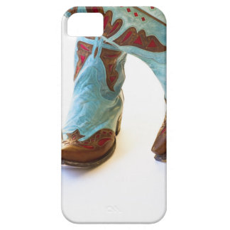 Pair of cowboy shoes 3 iPhone 5 cases