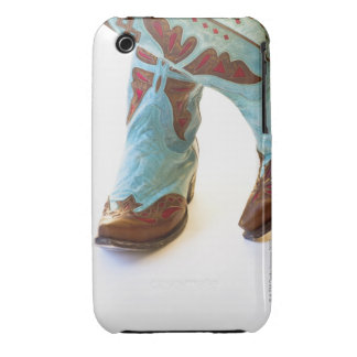 Pair of cowboy shoes 3 iPhone 3 cases