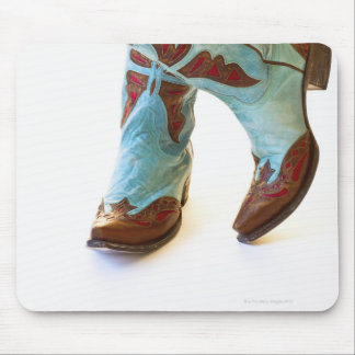Pair of cowboy shoes 3 mouse pad