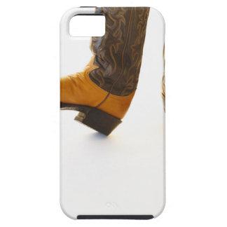 Pair of cowboy shoes iPhone SE/5/5s case