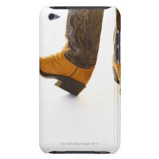 Pair of cowboy shoes iPod touch case