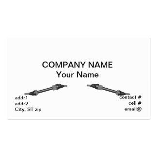 pair of CV axles Business Card