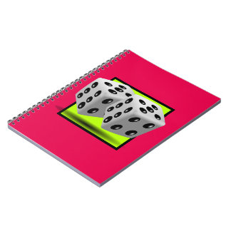 Pair of Dice Notebook