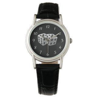 Pair of Dice Wristwatch