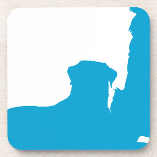Pair of Dogs Coaster