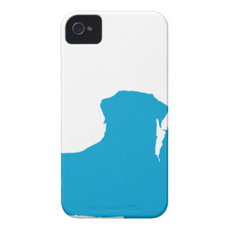 Pair of Dogs iPhone 4 Case