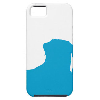 Pair of Dogs iPhone SE/5/5s Case