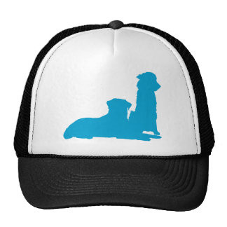Pair of Dogs Trucker Hat
