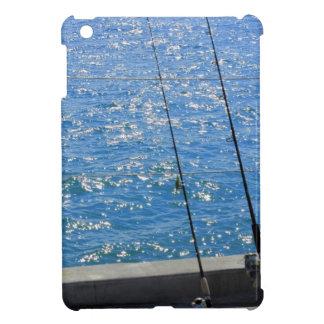 Pair of Fishing Poles iPad Mini Case