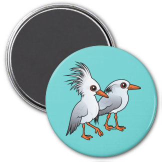 Pair of Kagu Magnet