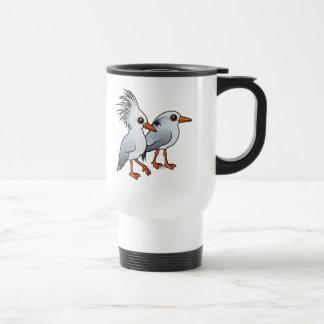 Pair of Kagu Travel Mug