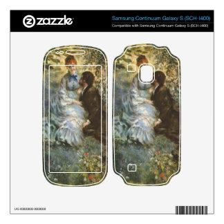 Pair of Lovers by Pierre Renoir Samsung Continuum Decal