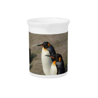 Pair of Penguins Pitcher