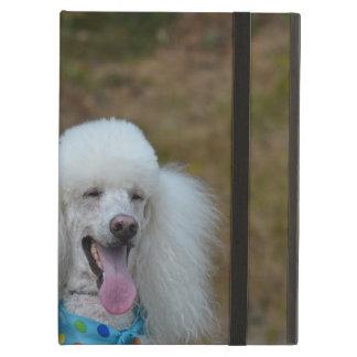 Pair of Poodles iPad Air Covers