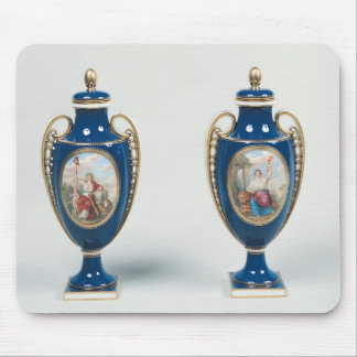 Pair of Sevres vases decorated with allegorical Mouse Pad