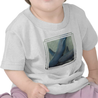 Pair of Sharks Baby T-Shirt