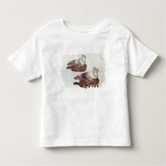 Pair of Staffordshire pottery tureens Toddler T-shirt