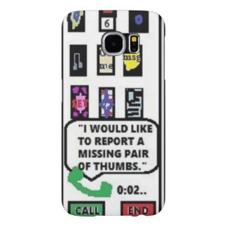 Pair of Thumbs Samsung Galaxy S6 Case