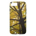 Pair of Yellow Maple Trees Autumn Nature iPhone 8/7 Case