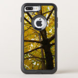 Pair of Yellow Maple Trees OtterBox Commuter iPhone 8 Plus/7 Plus Case