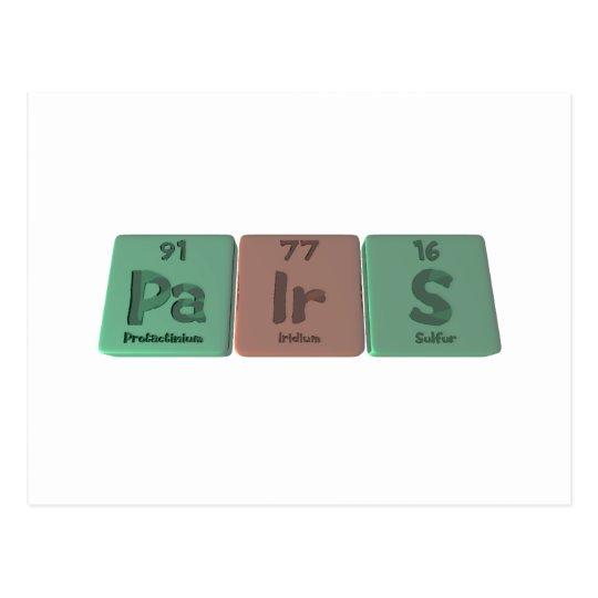 Pairs-Pa-Ir-S-Protactinium-Iridium-Sulfur.png Postales