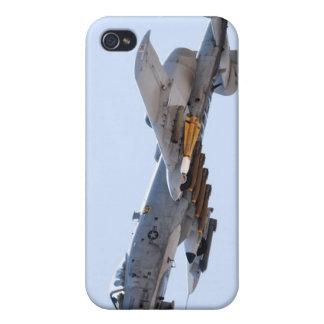 País A-10 iPhone 4 Carcasas