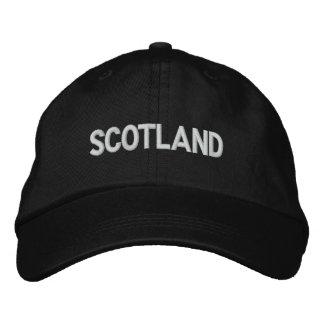 País británico Reino Unido de Escocia patriótico Gorras Bordadas
