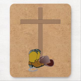 País cristiano MOUSEPAD occidental