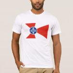 País de América del estado de Kansas de la bandera Playera