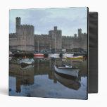 País de Gales, castillo de Caernarfon, uno de Edwa