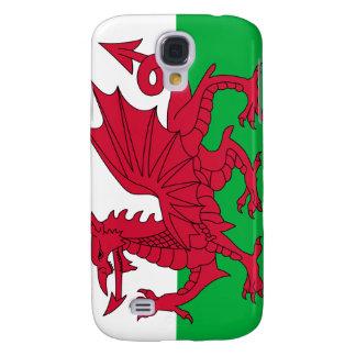 País de Gales Funda Para Galaxy S4