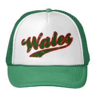 País de Gales Gorros