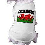 País de Gales Ropa De Perros